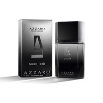 Azzaro Night Time Pour Homme Eau De Toilette - 50ml-original