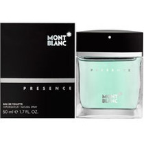 Perfume Montblanc Presence Men 75ml Original Lacrado