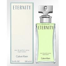 Perfume Eternity Eau De Parfum Feminino 100ml - Original