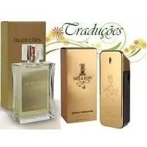 Perfume Importado 1 Million 100ml Hinodé