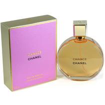 Perfume Feminino Chance Chanel 100ml Edp Original Lacrado
