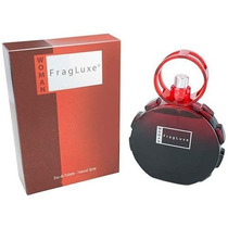 Perfume Woman Feminino Eau De Toilette 100ml - Fragluxe
