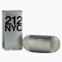 Perfume 212 Nyc Carolina Herrera Feminino 60ml Original!
