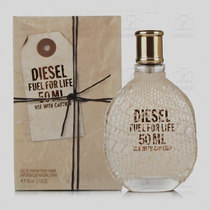 Perfume Diesel Fuel For Life Feminino 75ml Importado Origina