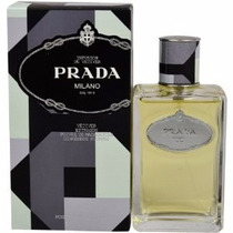 Perfume Prada Milano Infusion Vetiver Edt Masculino 50ml