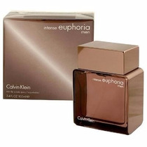 Perfume Ck Euphoria Intense Men 100 Ml - Original