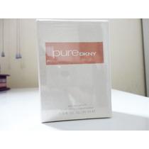 Perfume Pure Rose Edp Dkny 30ml Original Com Selo Lacrado