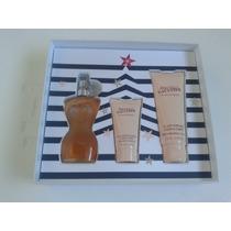 Kit Perfume E Creme Jean Paul Gaultier Classique - Original