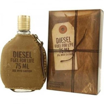 Perfume Fuel For Life Edt Masculino 75ml Diesel Promoção
