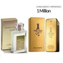 1 Million 100ml Traduções Gold Da Hinode