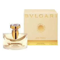 Bvlgari Pour Femme Feminino Eau De Parfum 50ml