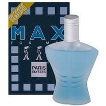 Perfume Max Masculino 100ml Paris Elysees - Nina Presentes