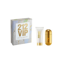 Kit 212 Vip Fem 80ml+body Lotion 100 Ml-original E Lacrado