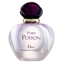 Perfume Importado Pure Poison Dior Feminino Edp - 100 Ml