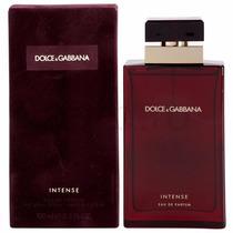 Perfume Dolce Gabbana Pour Femme Intense Eau De Parfum 100ml