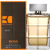 Perfume Masculino Hugo Boss Orange 100ml Importado Usa