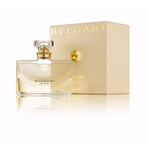 Bvlgari Pour Femme Feminino Eau De Parfum 50 Ml