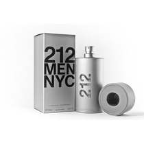 Perfume 212 Men Carolina Herrera 100ml Original E Lacrado