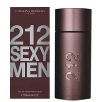 Carolina Herrera 212 Sexy Masculino Edt - 50 Ml