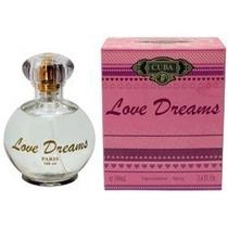 Perfume Fem Cuba Love Dreams 100ml - Inspiração Light Blue