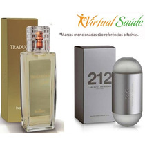 Perfume Masculino 212 For Men Eau De Toilette - Hinode 100ml