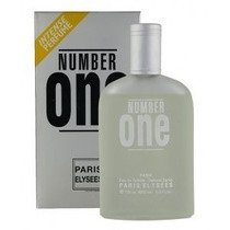 Perfume Number One Paris Elysees 100 Ml - Original E Lacrado