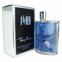 Perfume Angel Men Rubber Refil 100ml - Original E Lacrado -