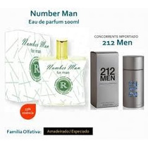 Bortoletto Number Man (212 Men) 100ml