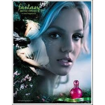 Fantasy Britney Spears 100% Original + 5ml Spray 212 Sexy