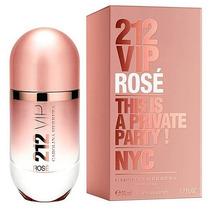 Perfume 212 Rose Feminino Carolina Herrera 80ml Edp