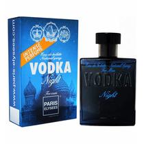 Perfume Importado Vodka Night 100ml Original Paris