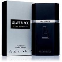 Perfume Masculino Azzaro Silver Black 100ml Importado Usa