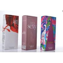 Kit Com 10 Perfumes Contratipos Para Revenda Com Nota Fiscal