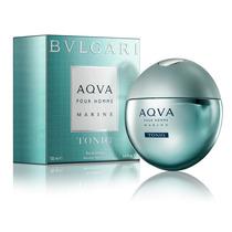 Perfume Bvlgari Aqva Marine Tonique Pour Homme Edt 100ml