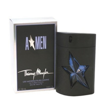 Perfume Angel Men Ruber Thierry Mugler 100ml Edt - Original