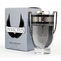 Perfume Paco Rabanne Invictus 100ml Masculino Edt Original