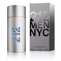 Perfume 212 Men Masculino Carolina Herrera 100ml Original