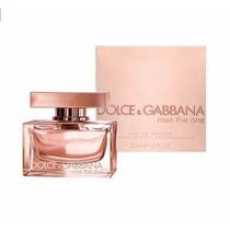 Miniatura Perfume Frete Gratis Dolce&gabbana The One Rose