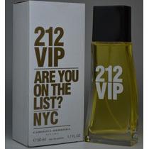 Perfume 212 Vip Feminino 50ml Importado Usa 100% Original