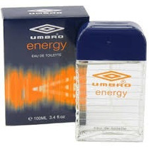 Umbro Energy Eau De Toilette 100ml -original