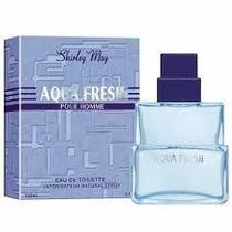 Perfume Masculino Shirley May Aqua Fresh 100ml - Leilão