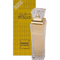 Perfume Bilion Feminino 100ml Paris Elysees * Diamond *