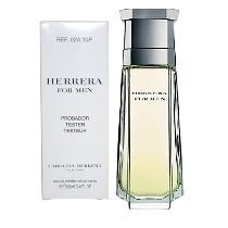 Perfume Carolina Herrera For Men Edt 100ml (tester) Original