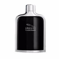 Jaguar Classic Black Eau De Toilette Perfume Masculino 40ml