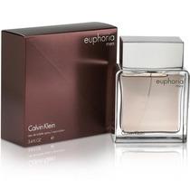 Perfume Euphoria Intense Calvin Klein Edt Masculino 100ml