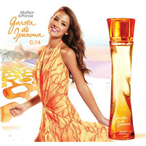 Perfume Garota De Ipanema Mulher & Poesia Avon 50ml