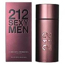 Perfume 212 Sexy Masc - 50ml - Lacrado - C/ Nf - Oferta