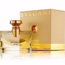 Perfume Bvlgari Pour Femme Eau De Parfum Feminino 50ml