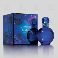 Perfume Fantasy Midnight Britney Spears Feminino 100ml - Usa