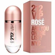 Combo Perfume 212 Vip Rosè+kit Crecepelo+unitarios